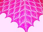Knitting a Triangular Lace Shawl - 14july2012- Lisa Daehlin teaching at Knitty City, NYC